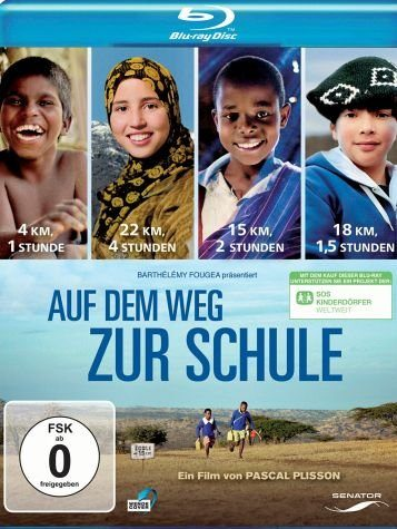 Blu-ray »Auf dem Weg zur Schule«