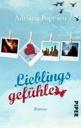 Broschiertes Buch »Lieblingsgefühle«