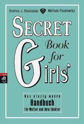 Broschiertes Buch »Secret Book for Girls - Das einzig wahre...«