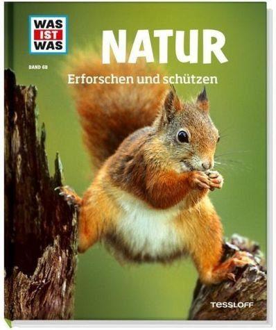 Gebundenes Buch »Natur / Was ist was Bd.68«