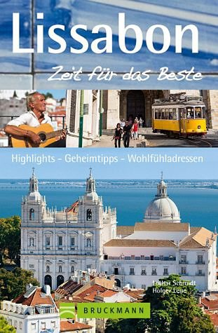 Broschiertes Buch »Lissabon«