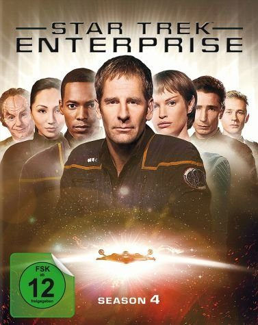 Blu-ray »Star Trek - Enterprise: Season 4 (6 Discs)«