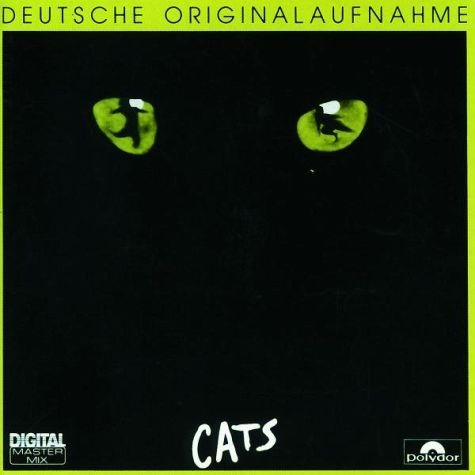Audio CD »Musical/Wien: Cats«