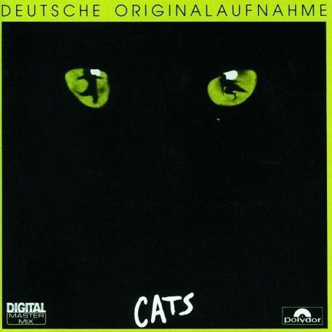 Audio CD »Musical/Wien: Cats«