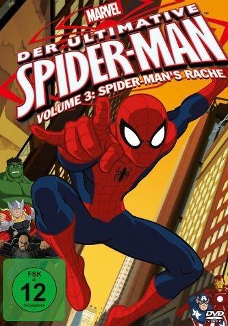 DVD »Der ultimative Spider-Man - Volume 3:...«
