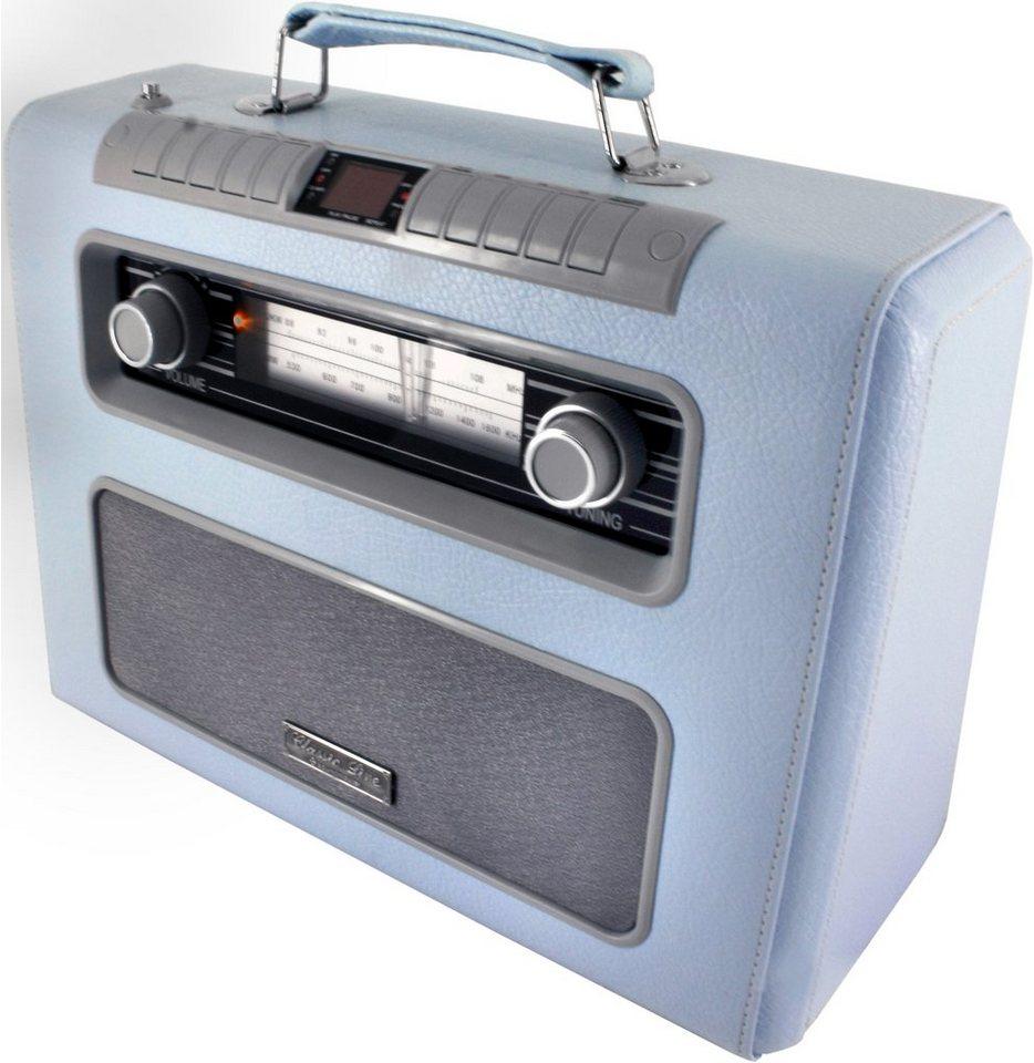 soundmaster cd radio tragbar rcd1500hbl kaufen otto. Black Bedroom Furniture Sets. Home Design Ideas