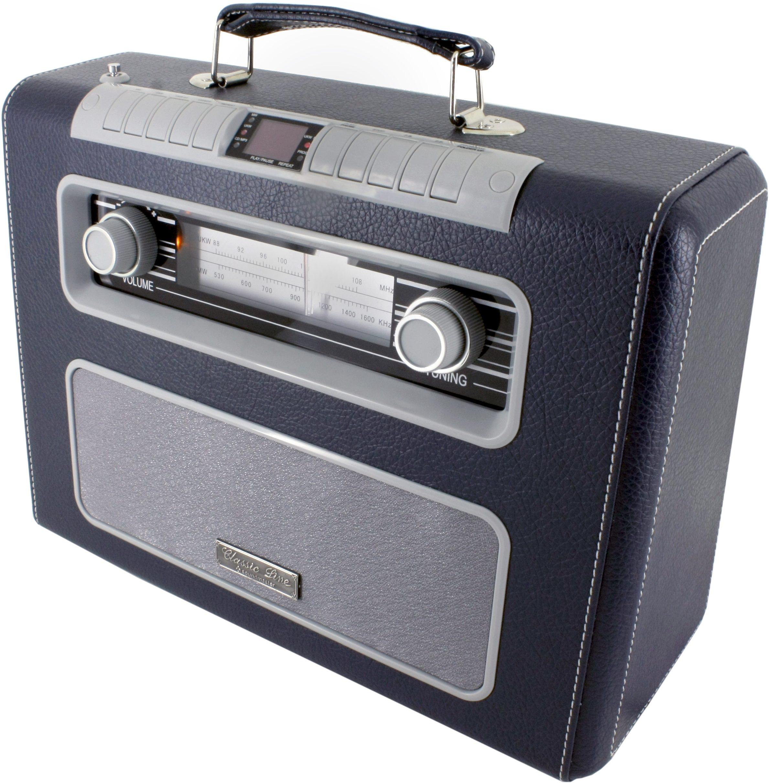 soundmaster CD-Radio tragbar »RCD1500DBL«