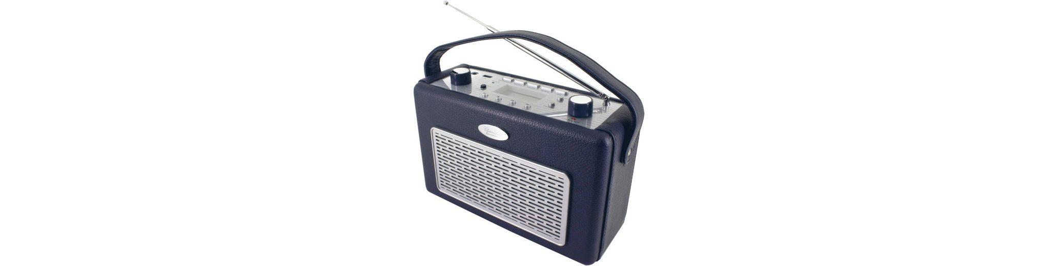 soundmaster Transistorenradio »TR50DBL«