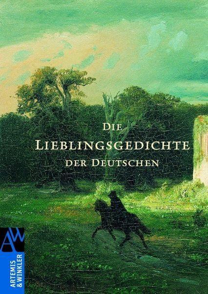 Gebundenes Buch »Die Lieblingsgedichte der Deutschen«