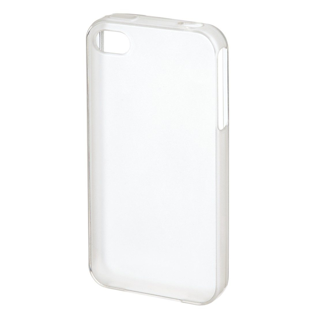 Hama Cover Crystal für Apple iPhone 4/4s, Flexible Hülle »Transparent«