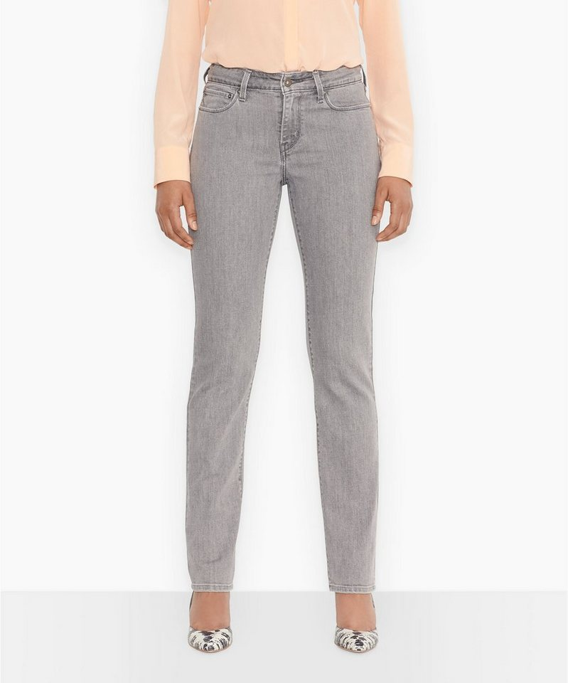 Levi's® Jeans »LEVI'S® CL DC SLIM 5 PKT« in GLACIER GREY