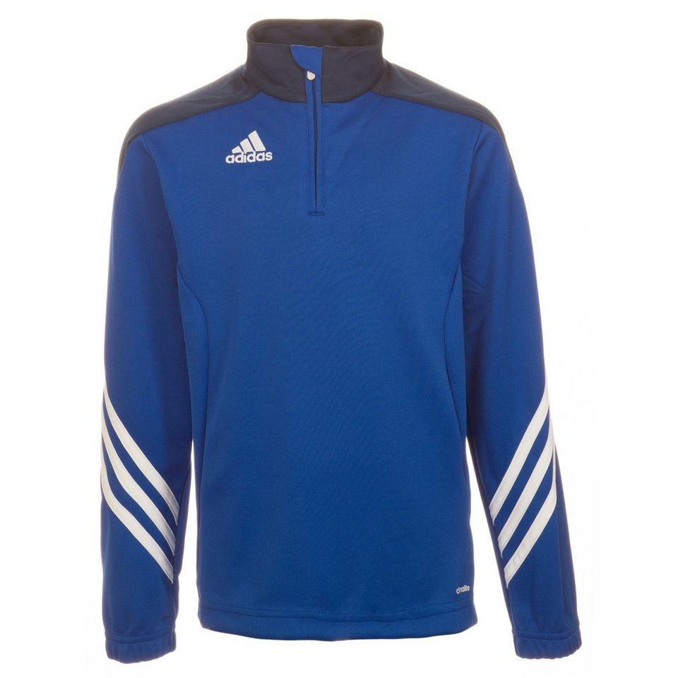 adidas Performance Sereno 14 Trainingssweat Kinder in blau / dunkelblau