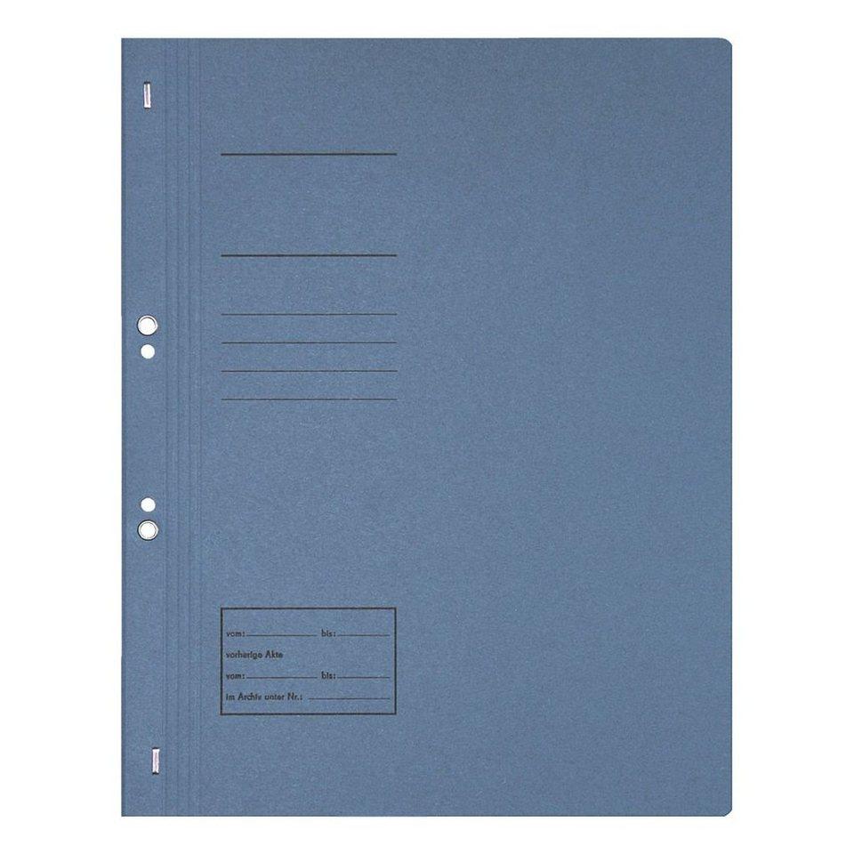 OTTO Office Standard Ösenhefter in blau