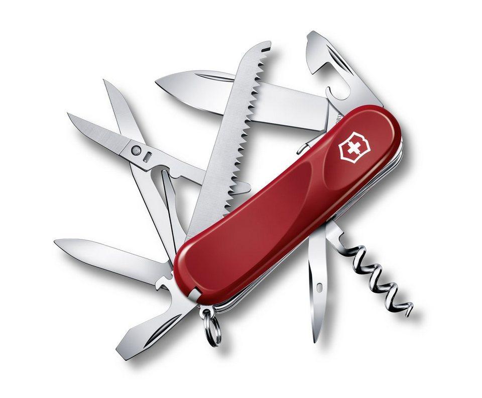 Victorinox Taschenmesser »Evolution S 17« in Rot