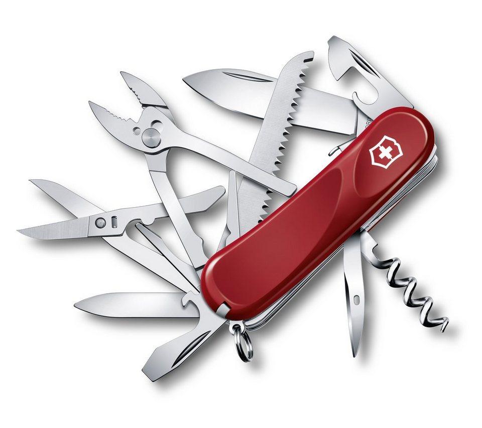 Victorinox Taschenmesser »Evolution S52« in Rot