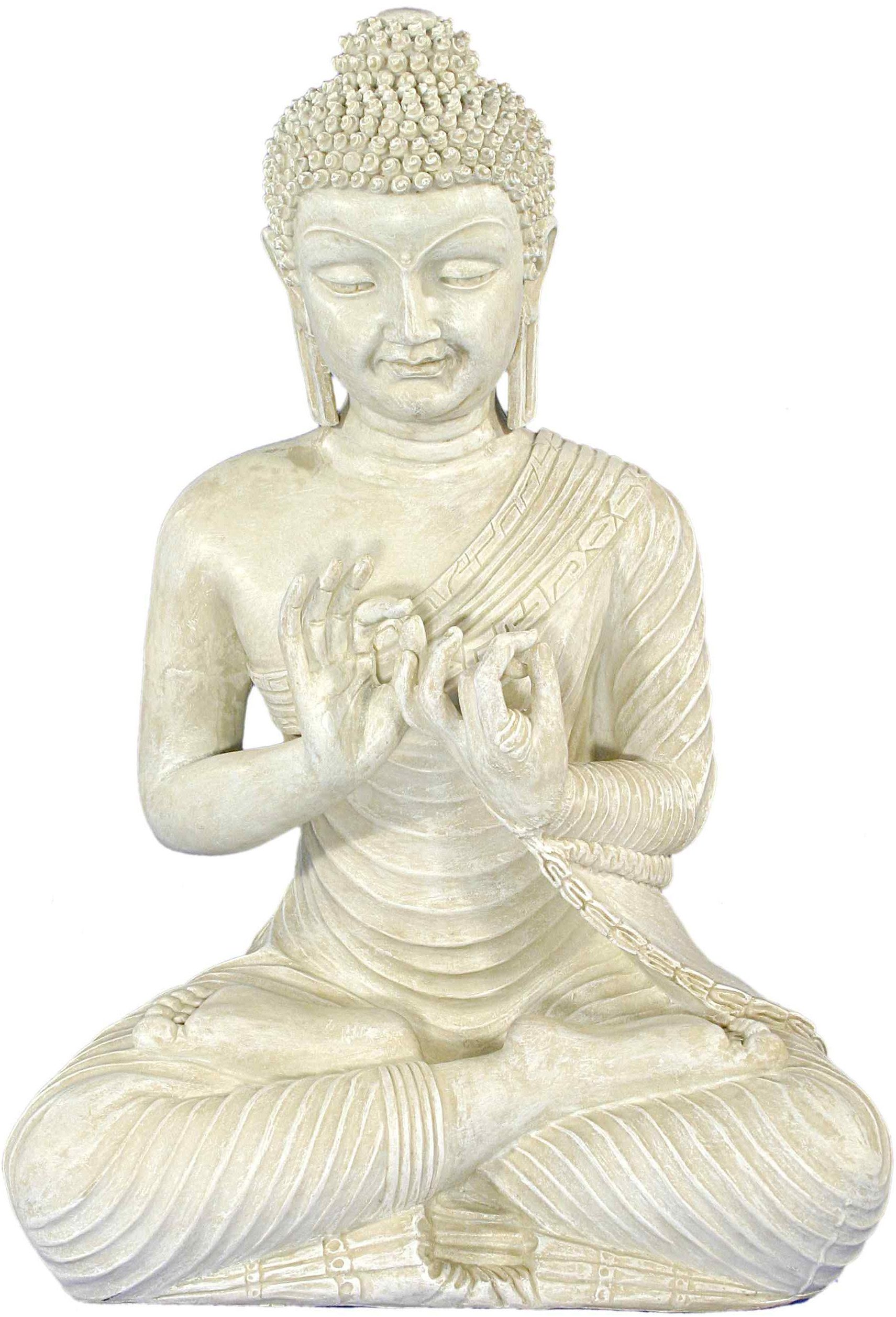 Buddha, Casa Collection, im Lotussitz