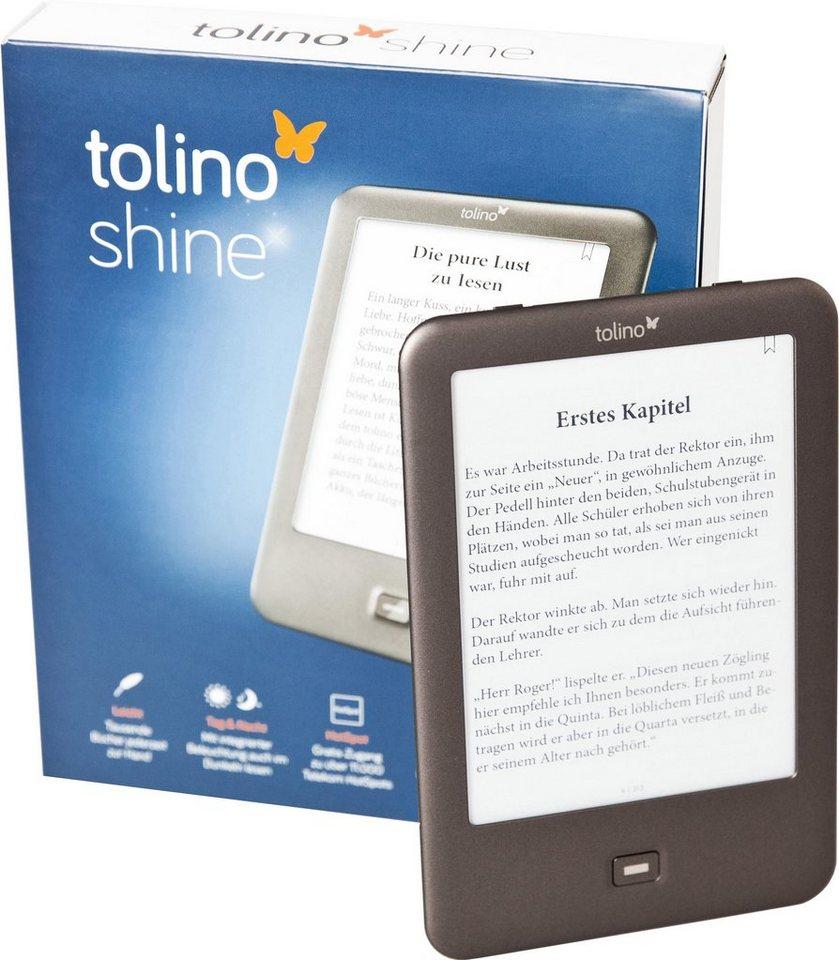tolino shine tolino shine e book reader 15 2 cm 6 zoll online kaufen otto. Black Bedroom Furniture Sets. Home Design Ideas