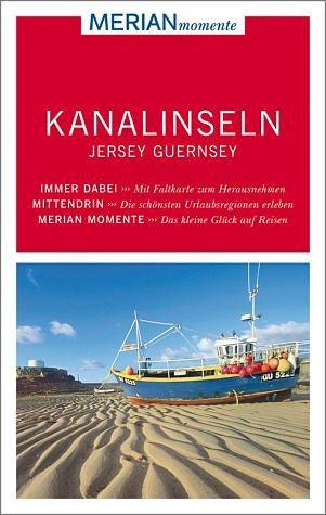 Broschiertes Buch »Kanalinseln Jersey Guernsey«