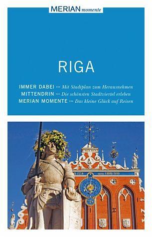 Broschiertes Buch »Riga«