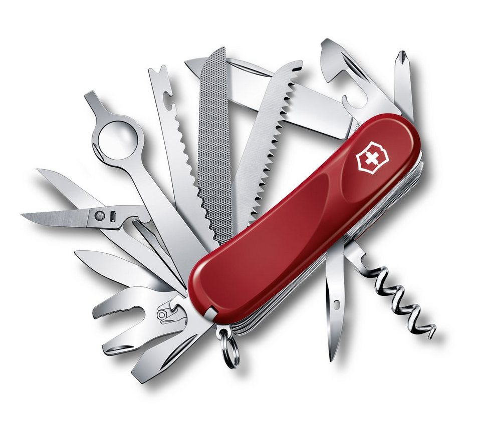 Victorinox Taschenmesser »Evolution 28« in Rot
