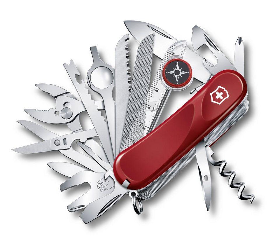 Victorinox Taschenmesser »Evolution S 54« in Rot