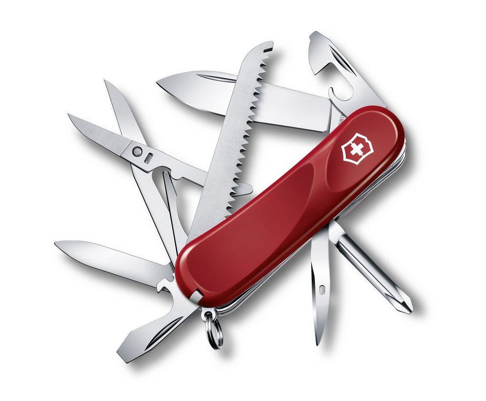 Victorinox Taschenmesser »Evolution 18« in Rot