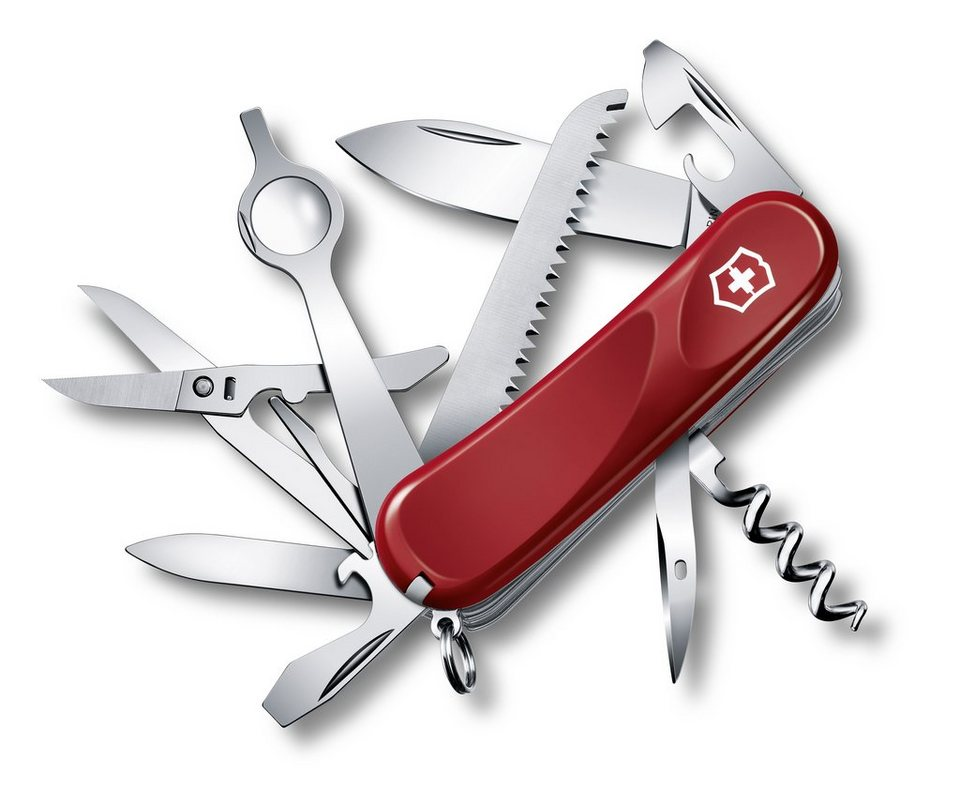 Victorinox Taschenmesser »Evolution 23« in Rot