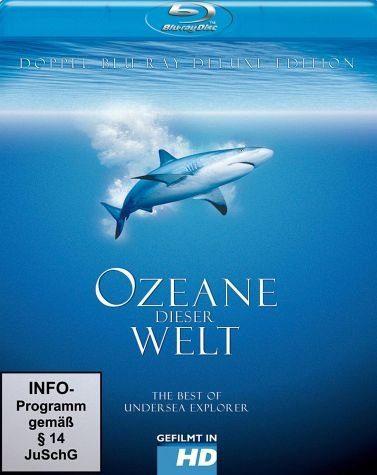 Blu-ray »Ozeane dieser Welt (2 Discs)«