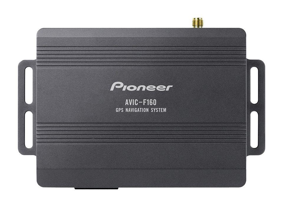 PIONEER Navigation für AVH Mediacenter »AVIC-F160 (Truck Edition)«