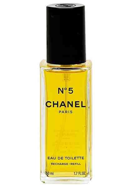 Chanel, »No 5«, Eau de Toilette