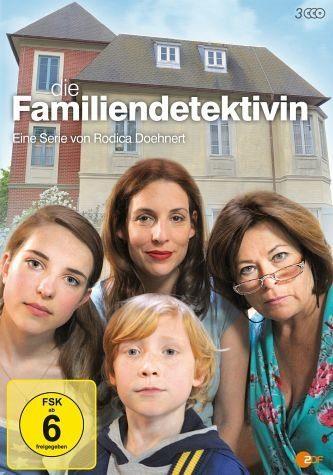 DVD »Die Familiendetektivin - Staffel 1 (3 Discs)«