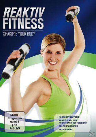 DVD »Reaktiv Fitness«
