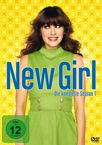 DVD »New Girl - Die komplette Season 1 (4 Discs)«