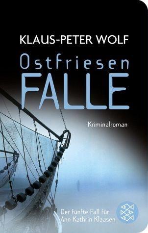 Broschiertes Buch »Ostfriesenfalle / Ann Kathrin Klaasen Bd.5«