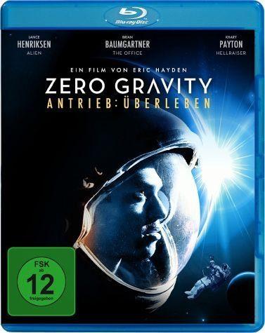 Blu-ray »Zero Gravity - Antrieb Überleben«