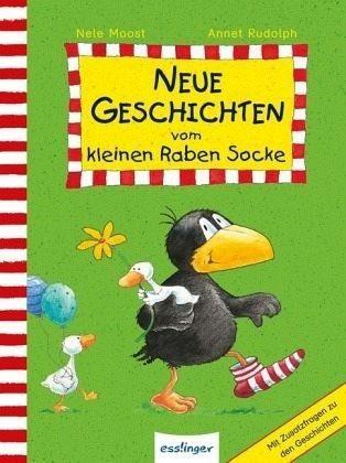 Gebundenes Buch »Neue Geschichten vom kleinen Raben Socke«