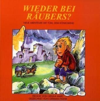 Broschiertes Buch »Wieder bei Räubers?«