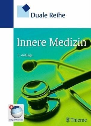 Broschiertes Buch »Duale Reihe Innere Medizin«