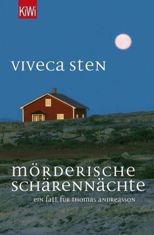 Broschiertes Buch »Mörderische Schärennächte / Thomas Andreasson...«