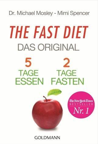 Broschiertes Buch »The Fast Diet - Das Original«