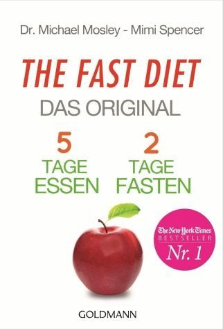 Broschiertes Buch »The Fast Diet - Das Original«