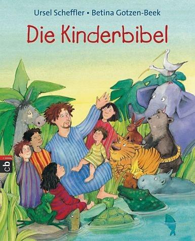 Broschiertes Buch »Die Kinderbibel«