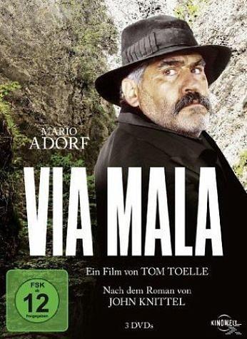 DVD »Via Mala (2 Discs)«