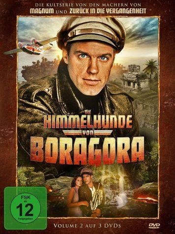 DVD »Die Himmelhunde von Boragora, Vol. 2 (3 Discs)«