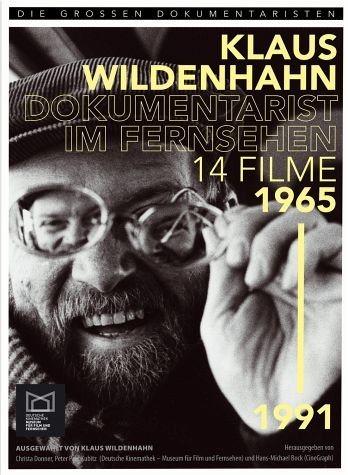 DVD »Klaus Wildenhahn - Dokumentarist im Fernsehen...«