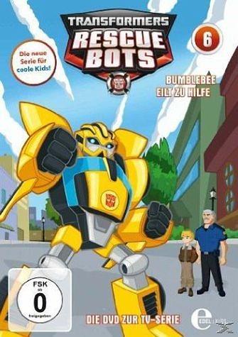 DVD »Transformers: Rescue Bots - Bumblebee eilt zu...«