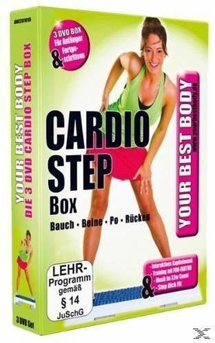 DVD »Your Best Body - Cardio Step Box DVD-Box«