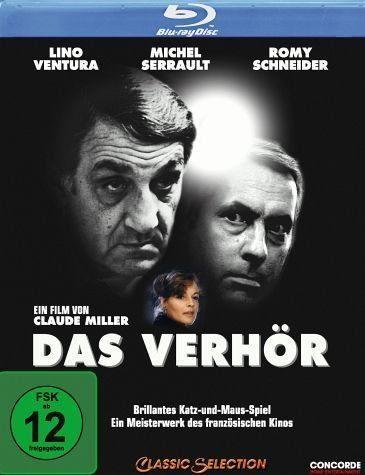 Blu-ray »Das Verhör«