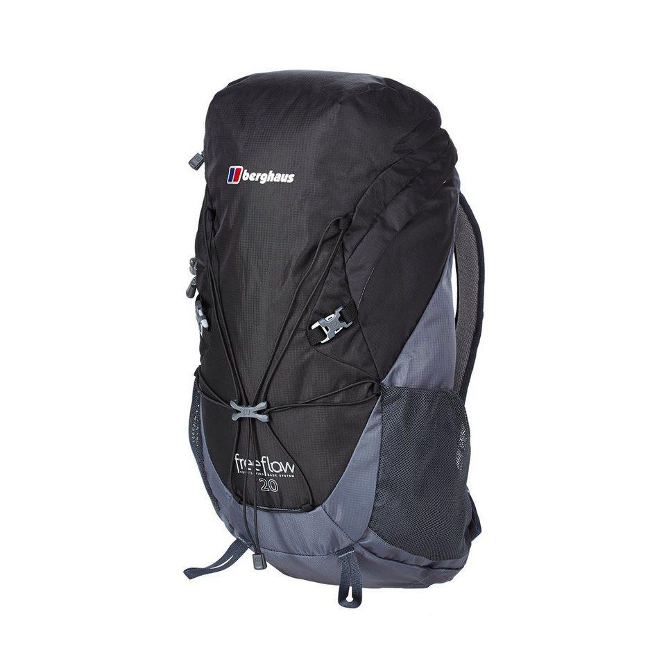 Berghaus Sport- und Freizeittasche »Freeflow 20 Daypack« in schwarz