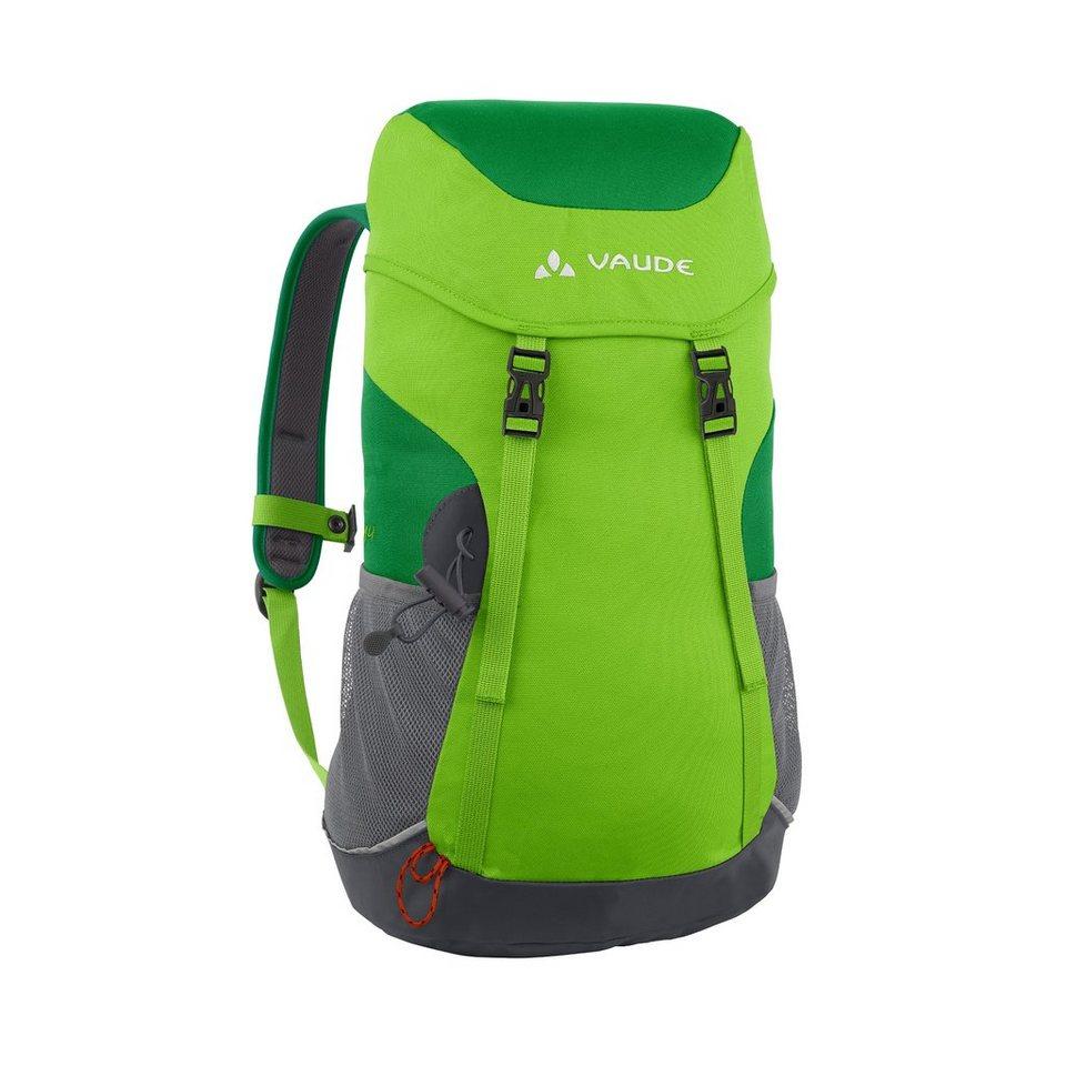 VAUDE Sport- und Freizeittasche »Puck 14 Backpack Kids« in grün